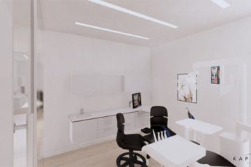 Treatment Room at Cupertino Family Dental