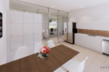 Staff Lounge at Cupertino Family Dental