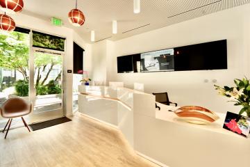 Desk area | Cupertino Family Dental