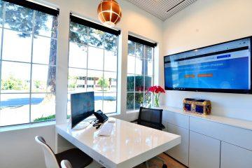 Dentist desk | Cupertino Family Dental