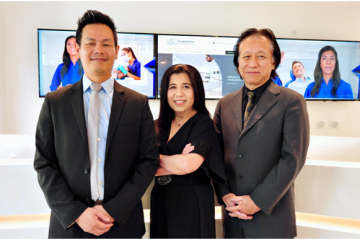 All three dentist of our Cupertino Family Dental
