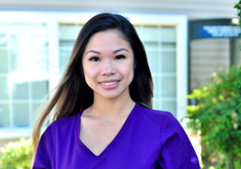 One of the dental assistant | Cupertino Family Dental